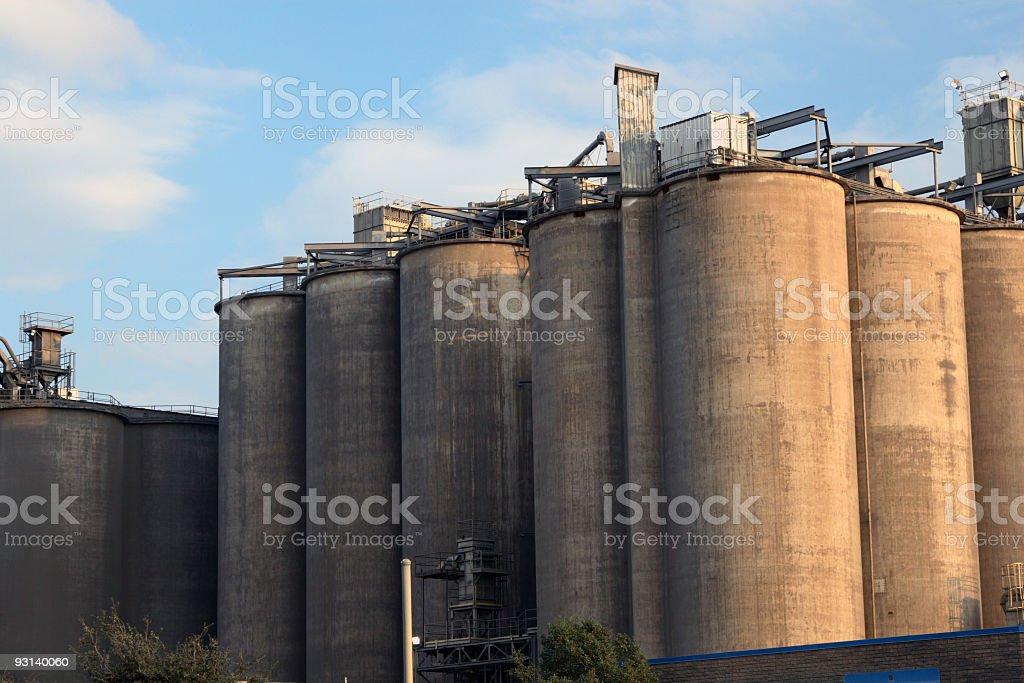 iron mill stock photo