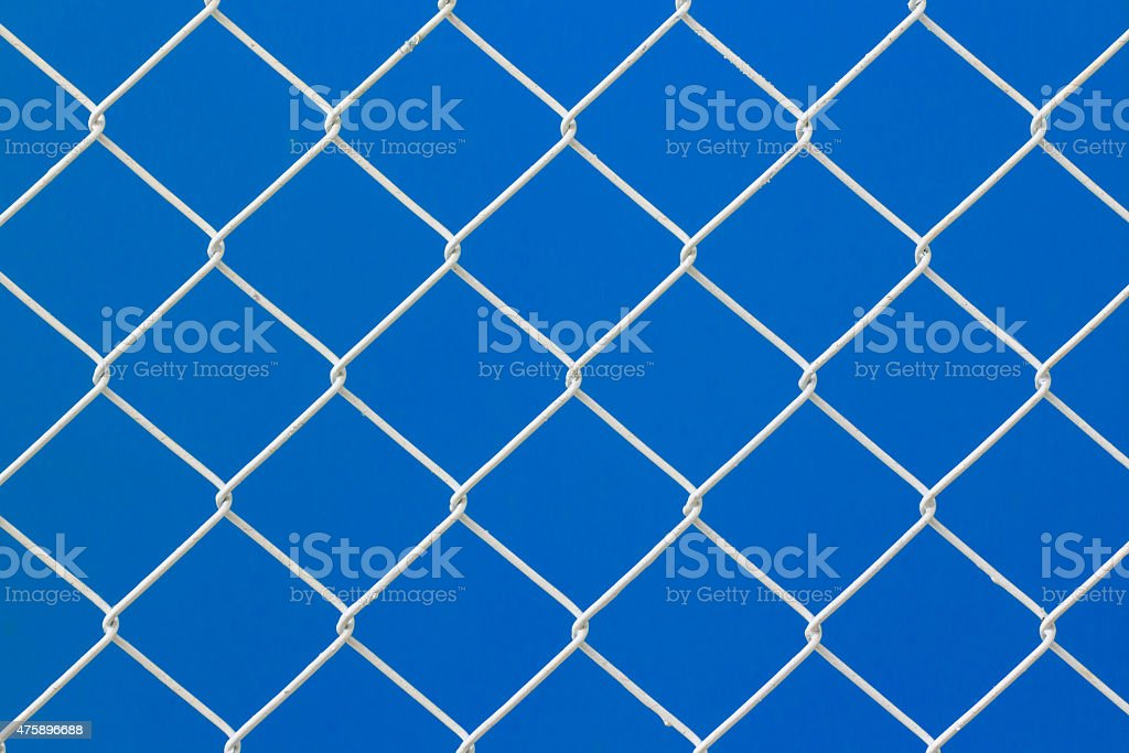 Iron net for background and texture royalty-free stock vector art