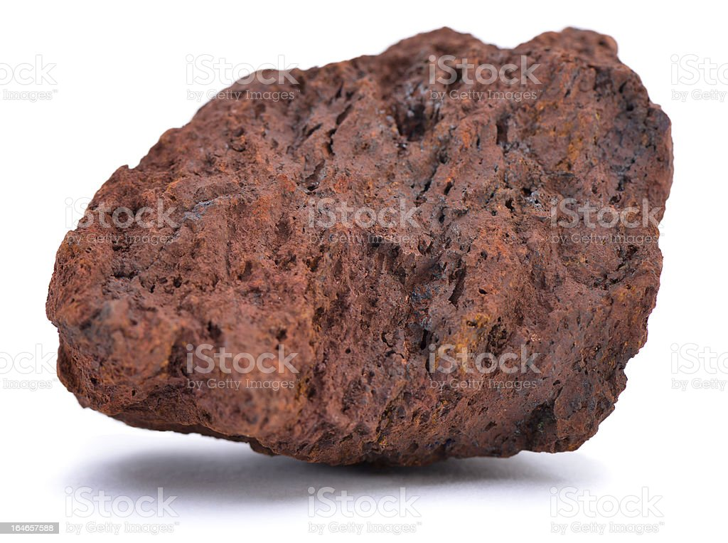 Iron Ore royalty-free stock photo