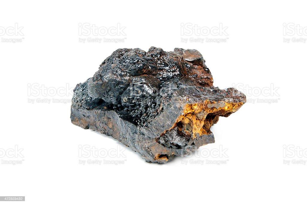 iron ore stock photo