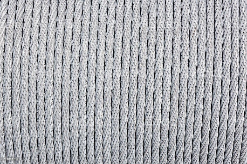 iron rope background stock photo