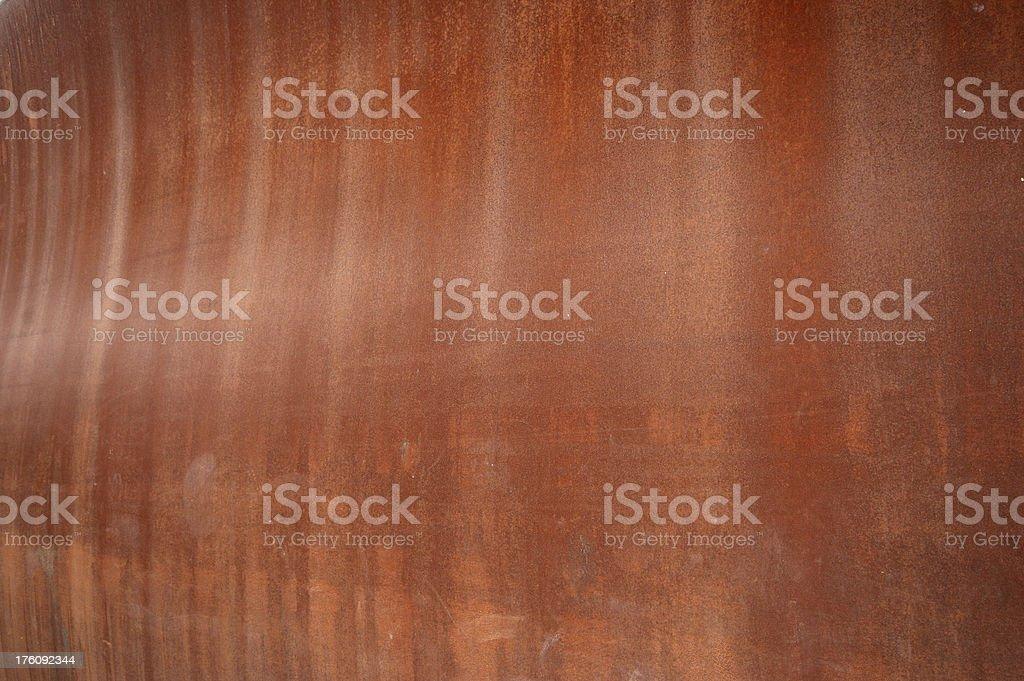 Iron Rust royalty-free stock photo