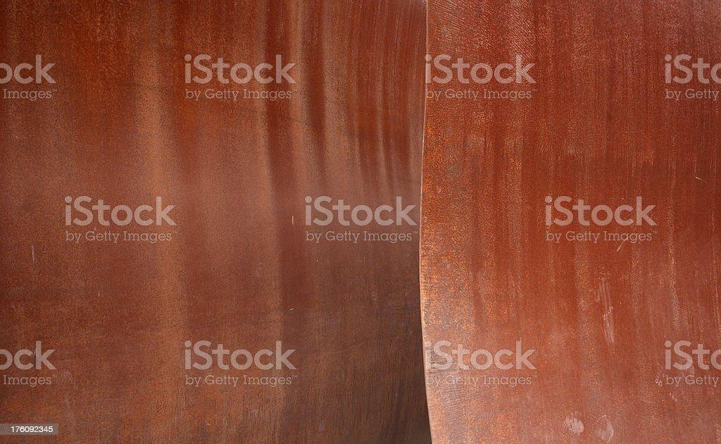 Iron Rust stock photo