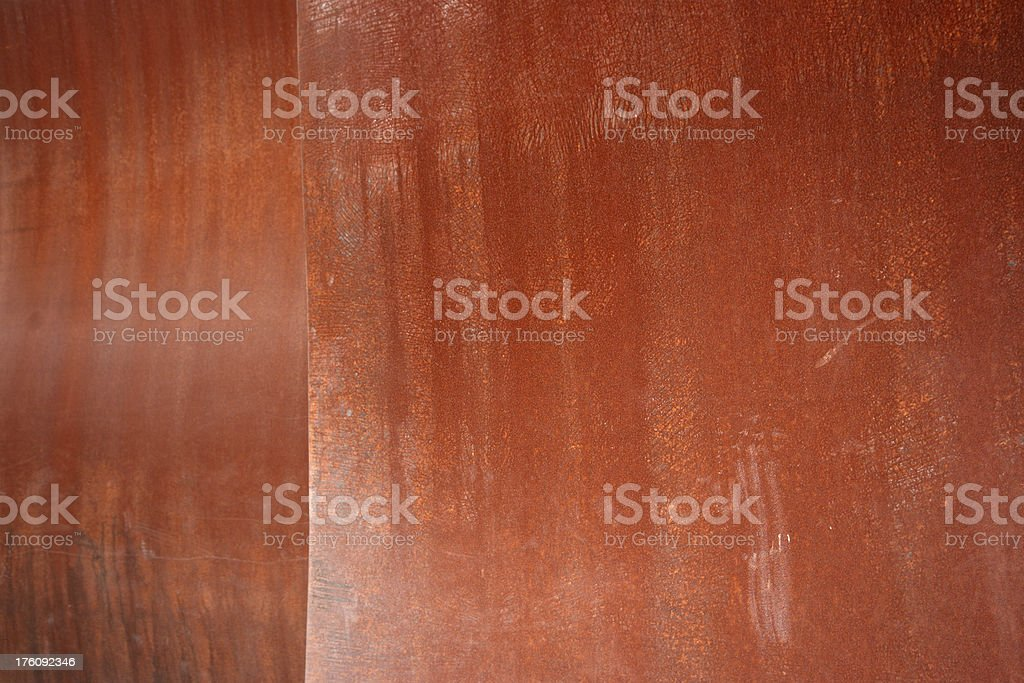 Iron Rust royalty-free stock photo
