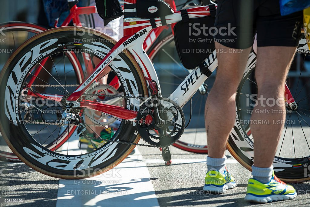 Ironman BRASIL 2014 stock photo