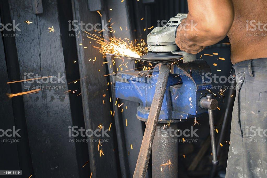 ironsmith stock photo