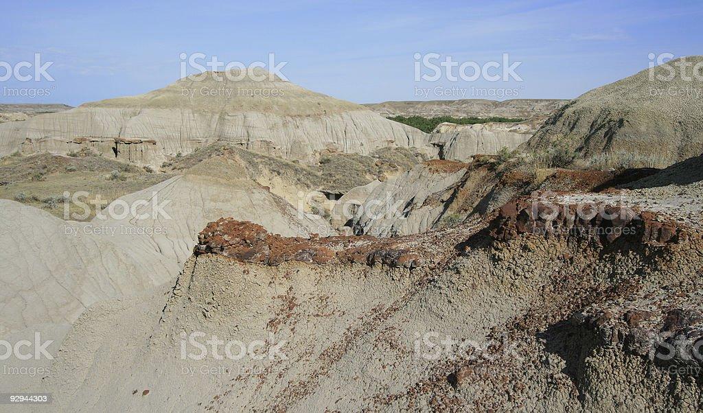 Ironstone Ridge stock photo