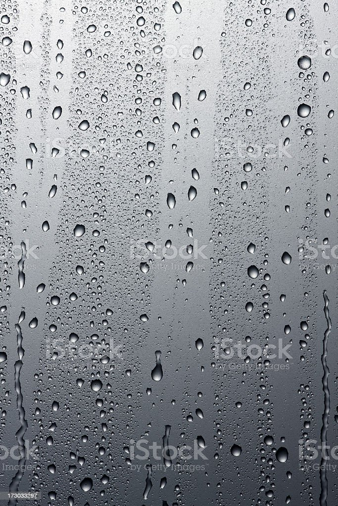Irregular condensation royalty-free stock photo