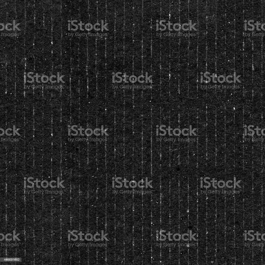 Irregular rough black texture with narrow white disappearing lines stock photo