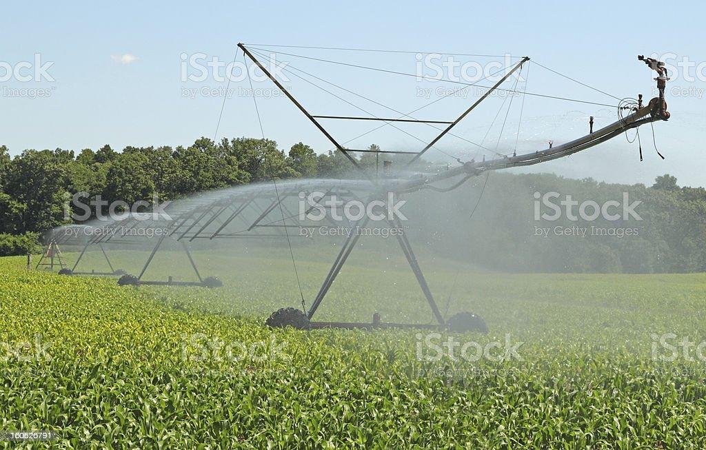 Irrigation Equipment royalty-free stock photo