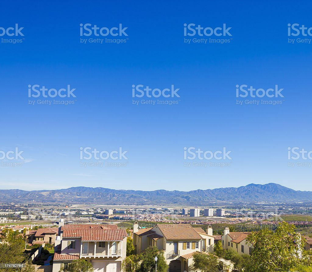 Irvine California royalty-free stock photo