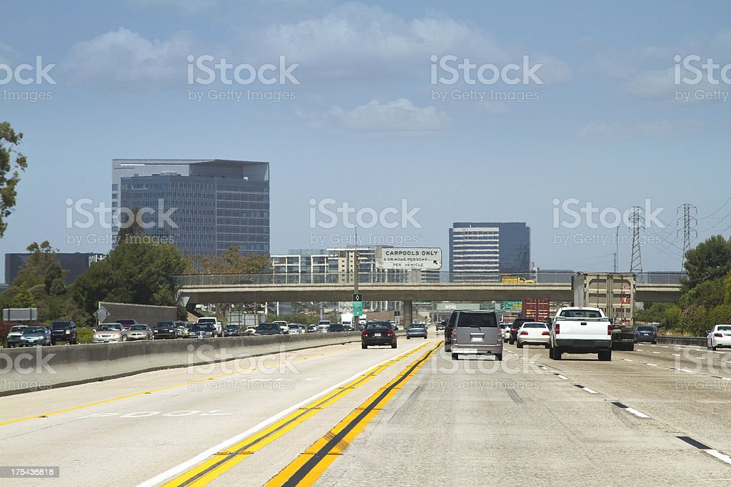 Irvine California stock photo