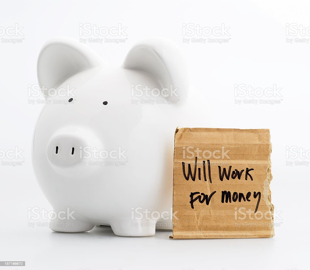 is all about cash royalty-free stock photo