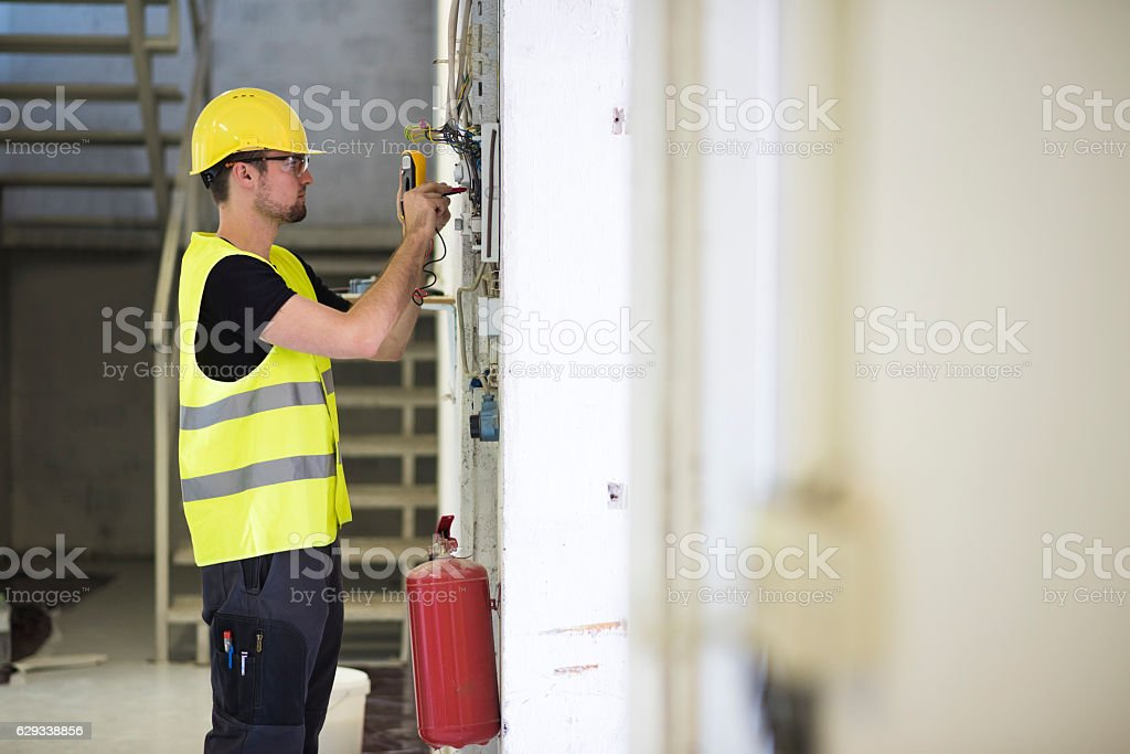 Is everything ok here? stock photo