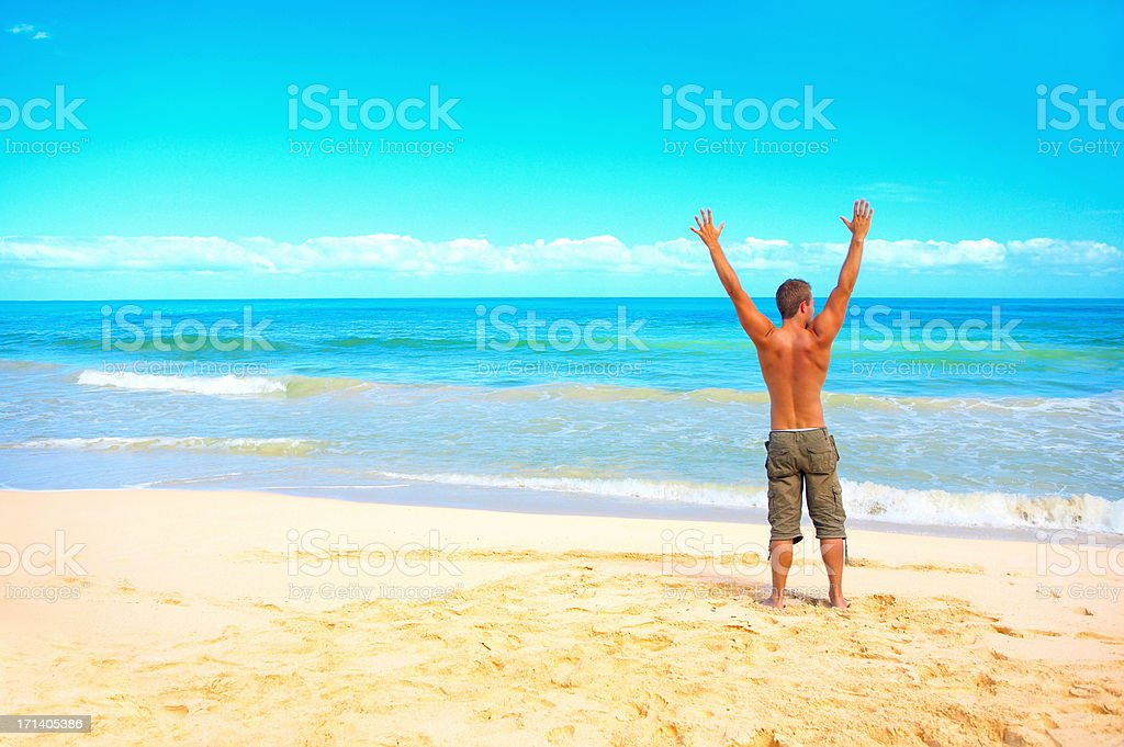 ...Is for Victory stock photo