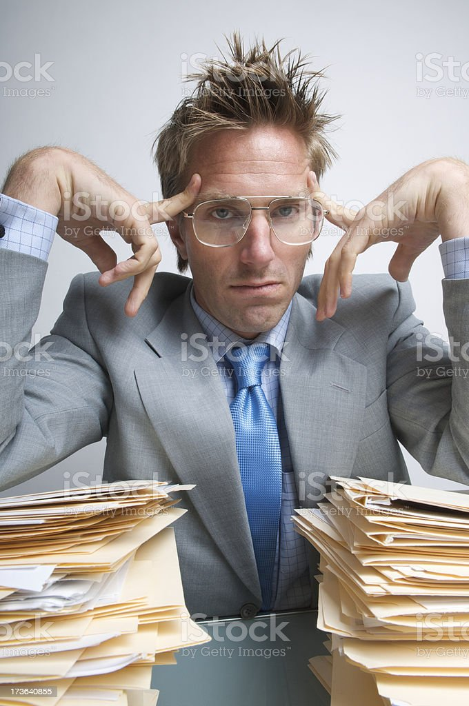 Is It Five O'Clock Yet? royalty-free stock photo