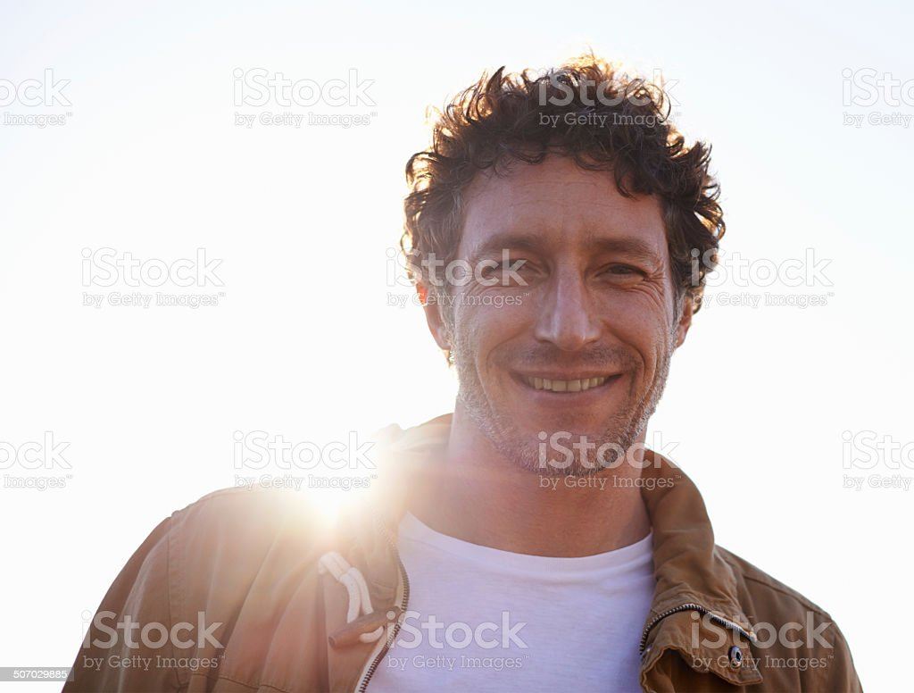 Is it me you're looking for stock photo