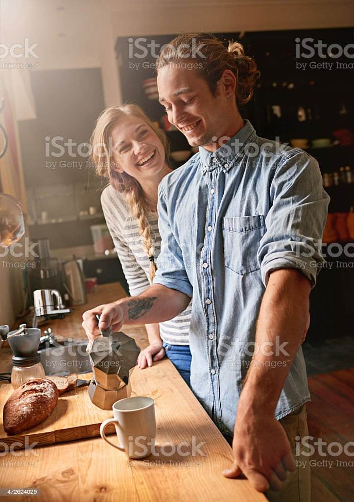 Is that for me? stock photo