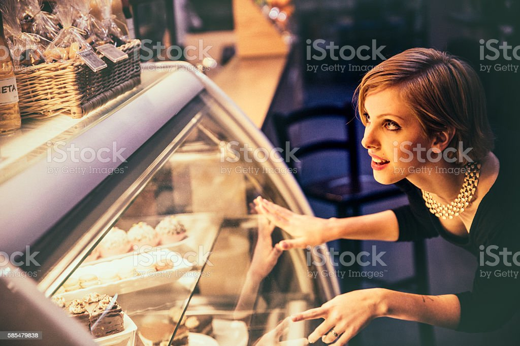 Is this one very sweet? stock photo