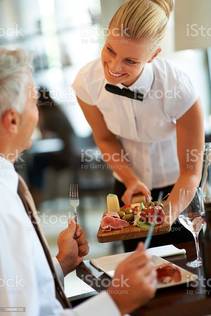Is this to your liking? stock photo