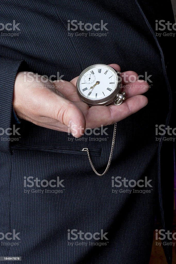 Is Time stock photo