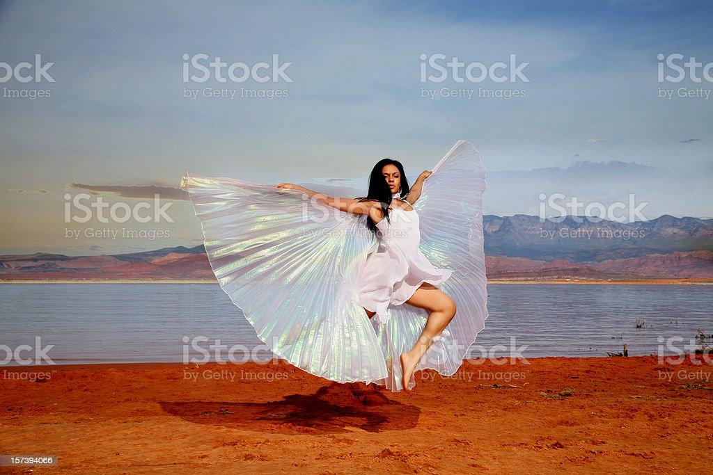 Isis Dance stock photo
