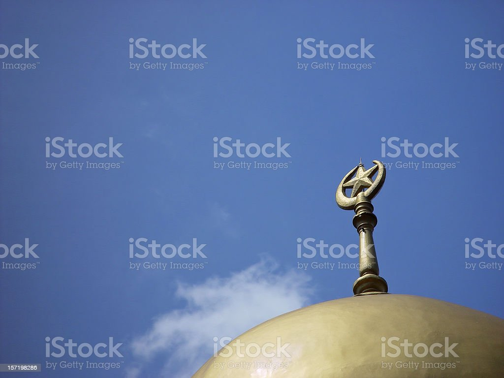Islam royalty-free stock photo