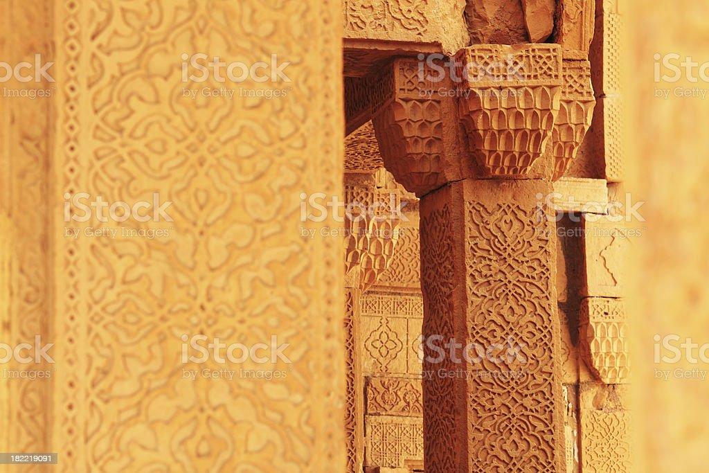 Islamic Architecutre stock photo