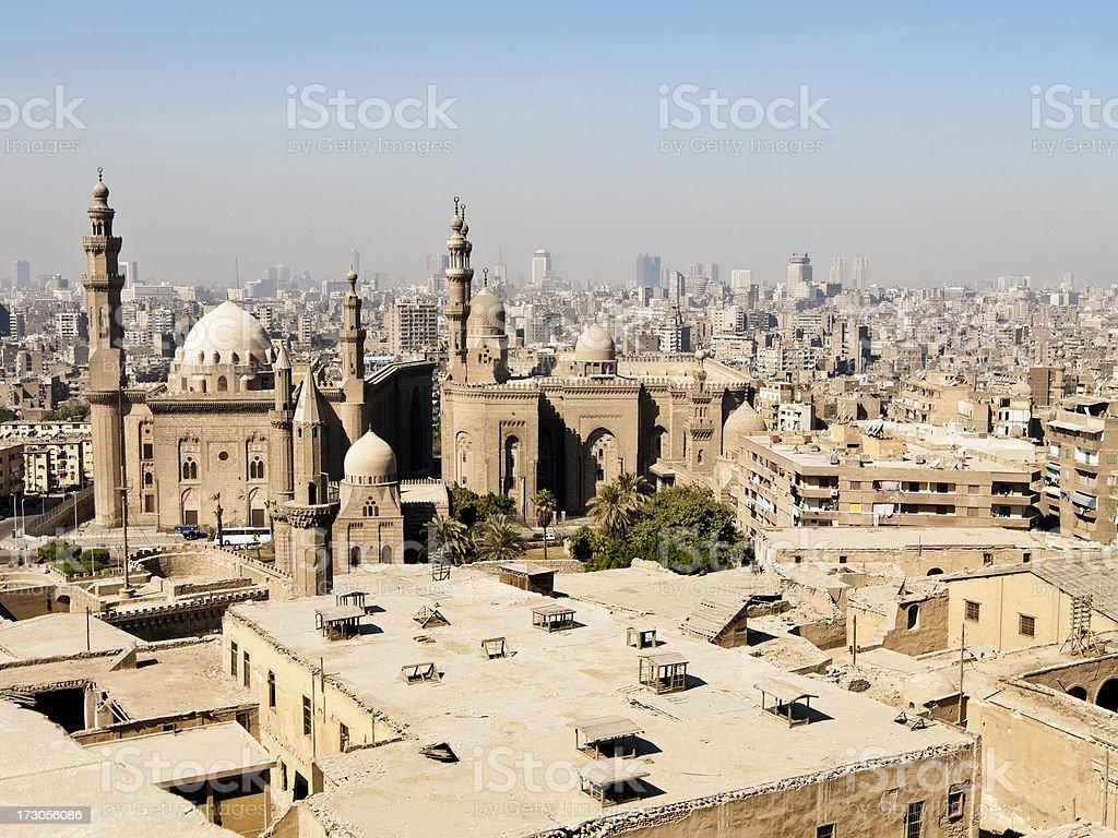 Islamic Cairo stock photo