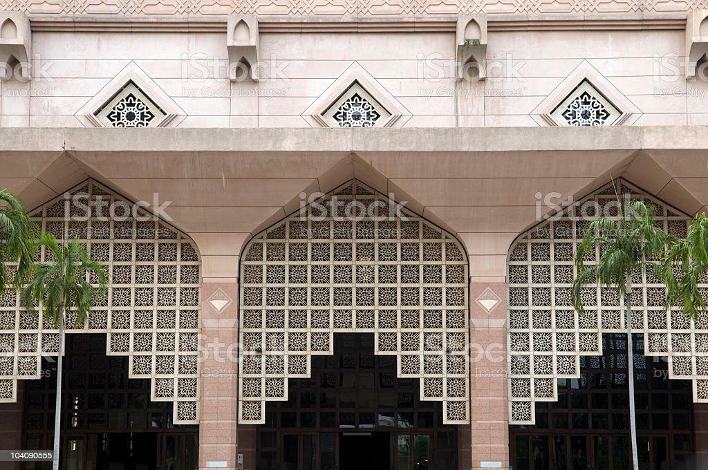 Islamic design royalty-free stock photo