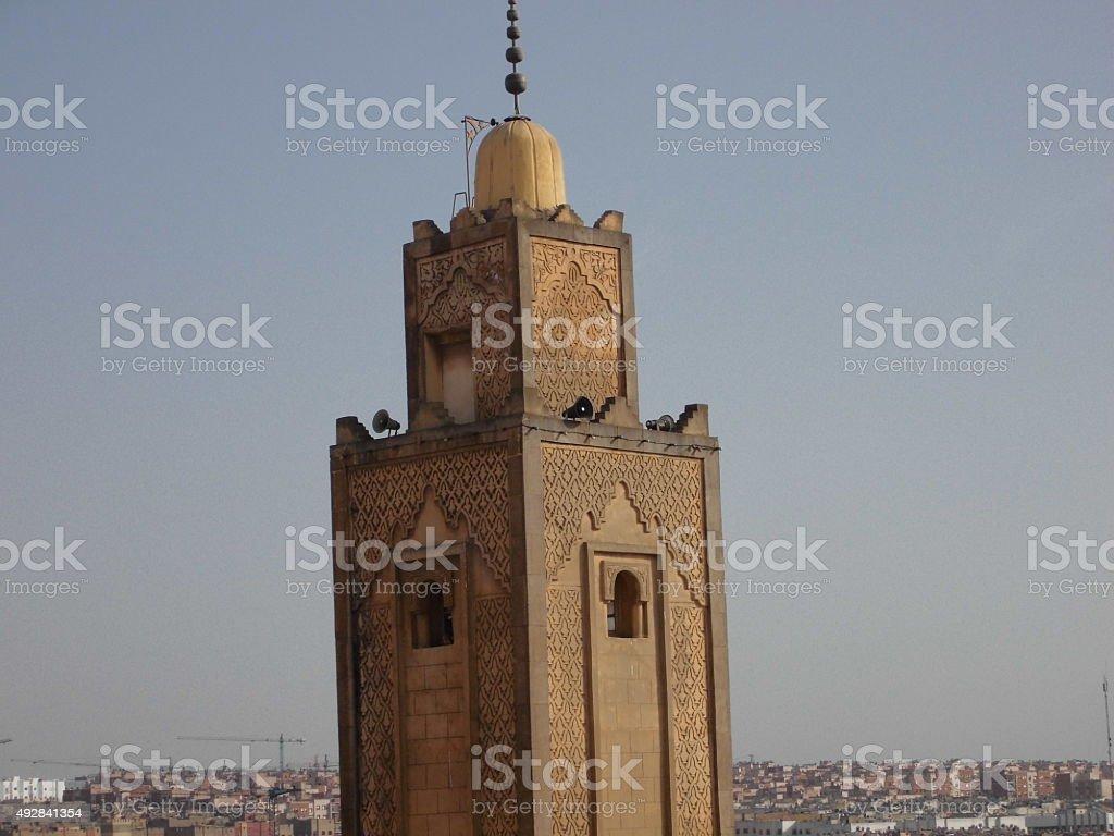 Islamic Mosque,Morocco - Top stock photo