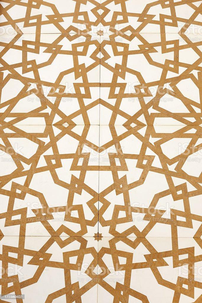 Islamic Motifs stock photo