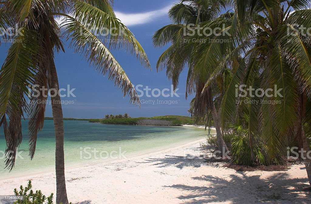 Island Beauty royalty-free stock photo