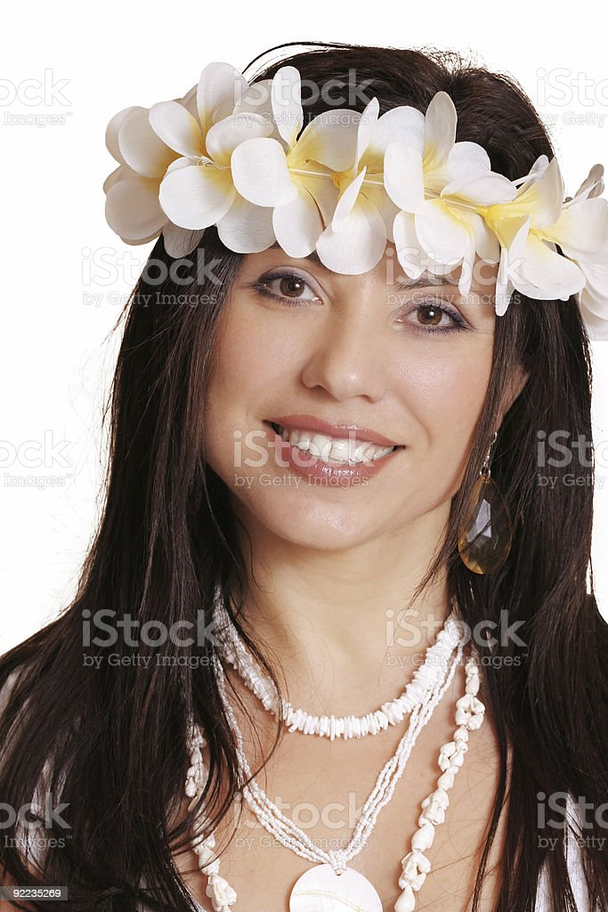 Island beauty royalty-free stock photo