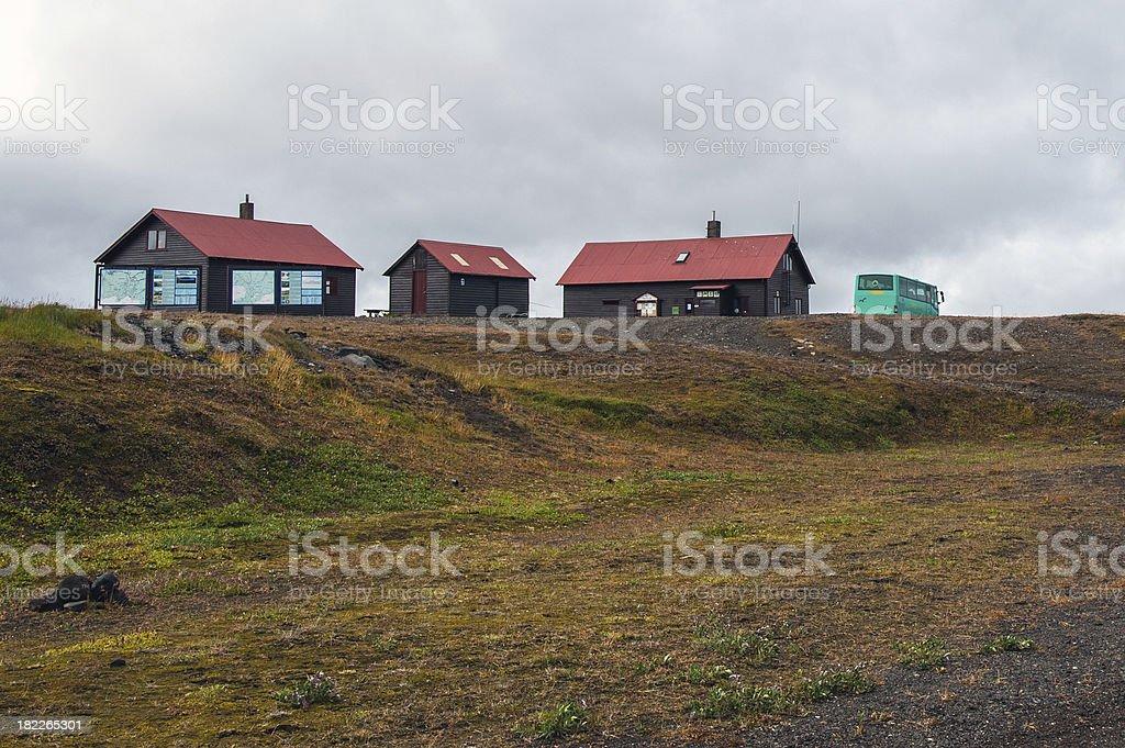 Island - Durchs wilde Hochland royalty-free stock photo
