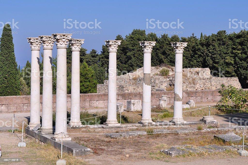 island Kos, Greece stock photo