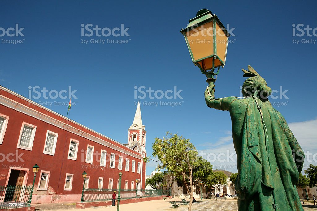 Island of Mozambique royalty-free stock photo