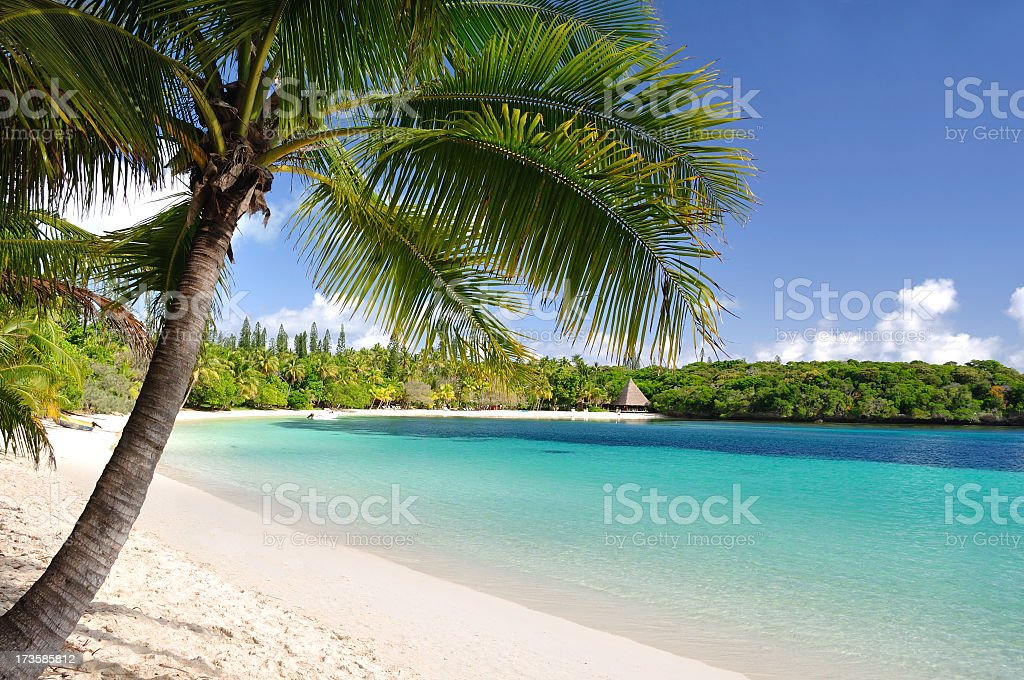 Island Paradise royalty-free stock photo