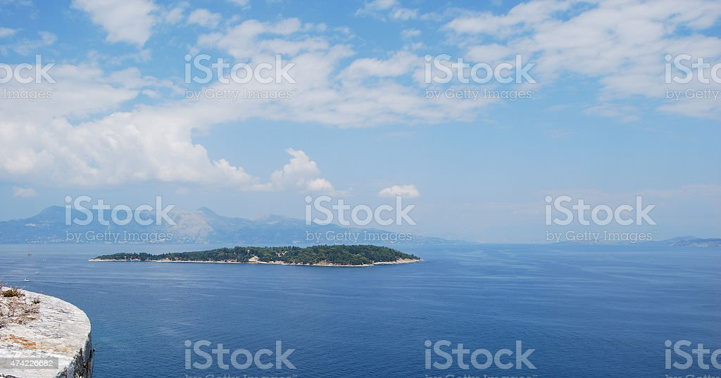Island foto stock royalty-free