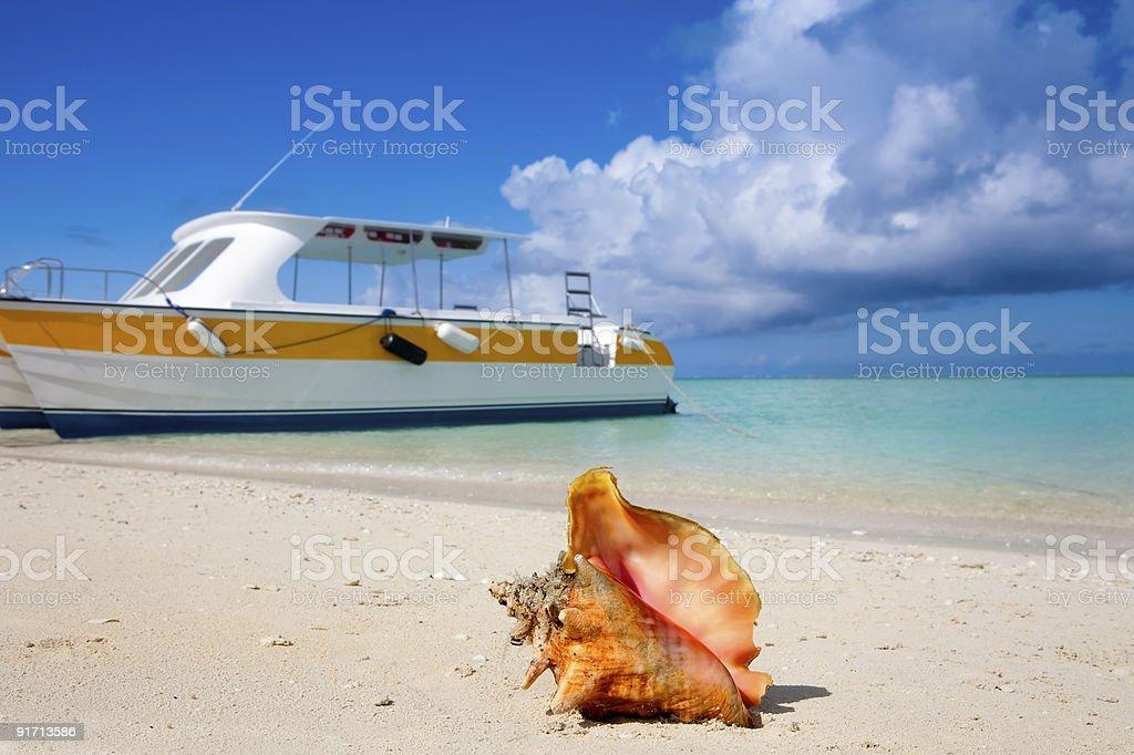 Island Tours stock photo