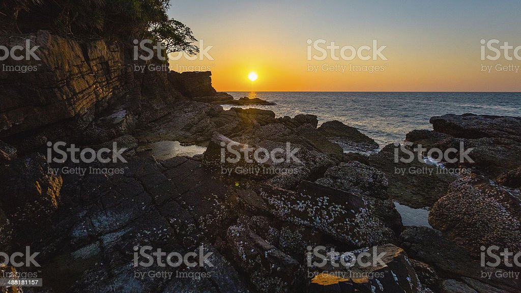Islands in the Andaman Sea, Thailand royalty-free stock photo