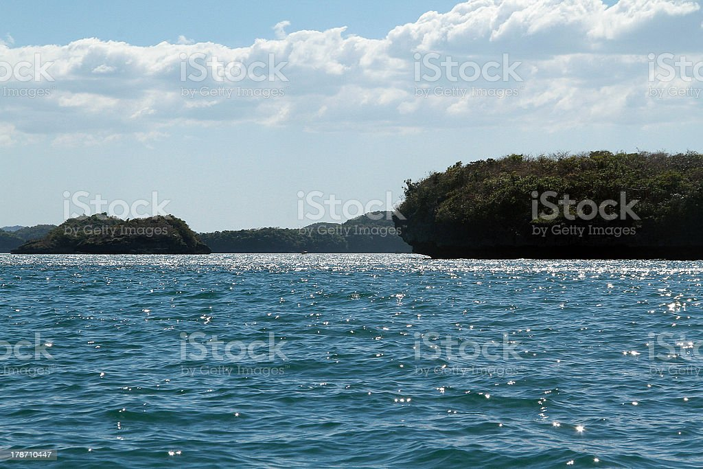 Isole, Filippine foto stock royalty-free