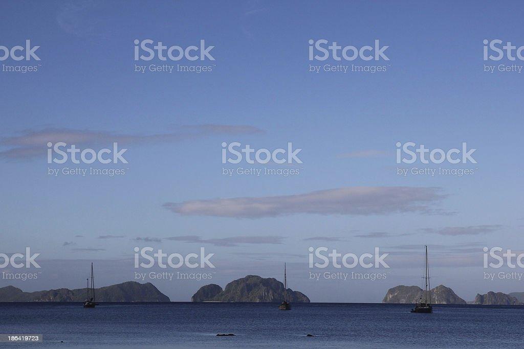 Islas stock photo