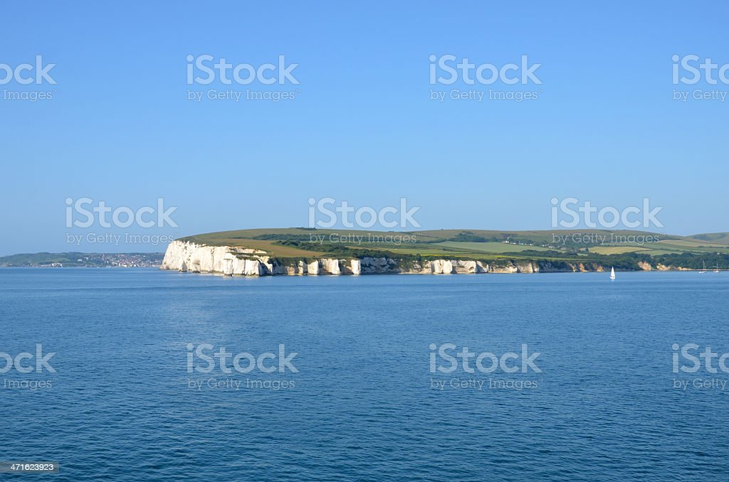 Isle of Purbeck stock photo
