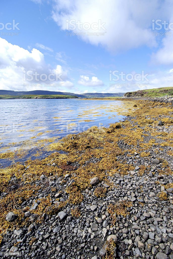 Isle of Skye landscape, Scotland royalty-free stock photo