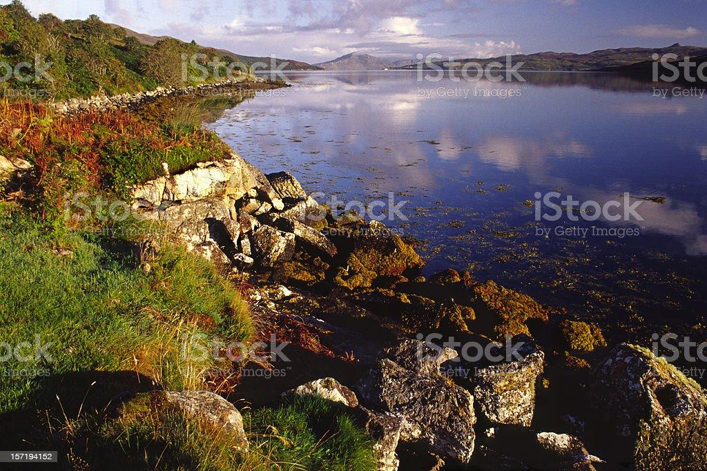 Isle of Skye royalty-free stock photo