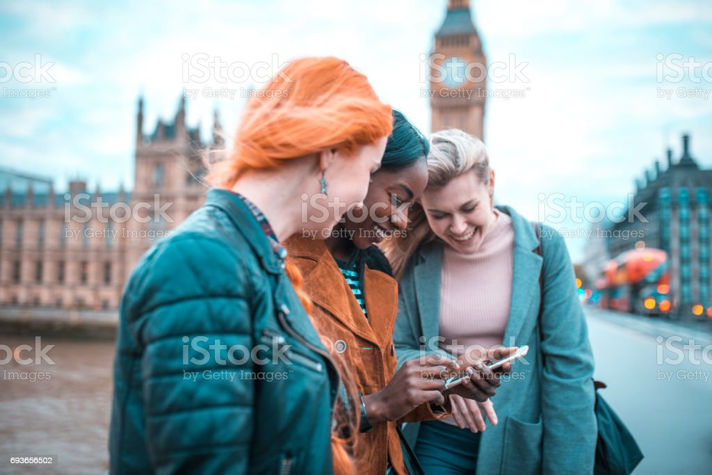 Isn't it funny? stock photo