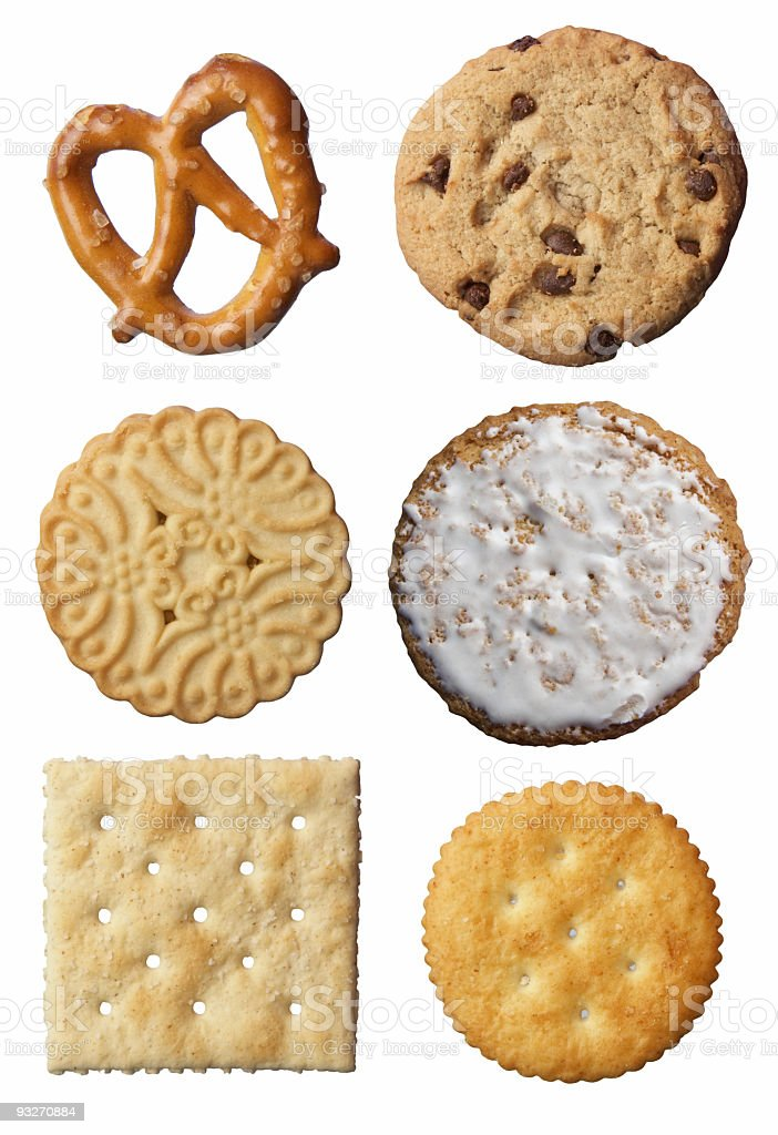 Iso Junk Food (XXL File) royalty-free stock photo