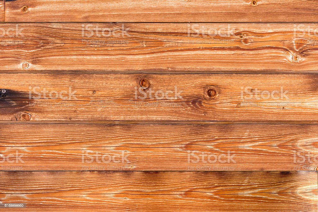 isolated background with table in larch wood stock photo