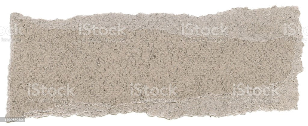 Isolated Fiber Paper Texture - Taupe Gray XXXXL stock photo